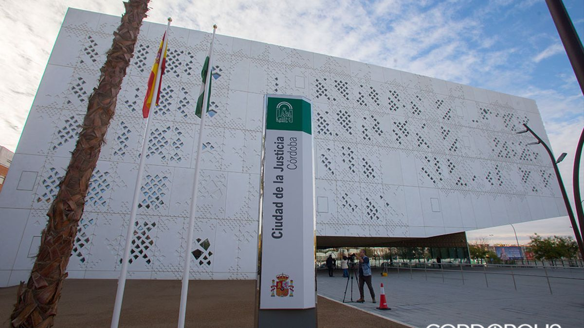 Ciudad de la Justicia de Córdoba.