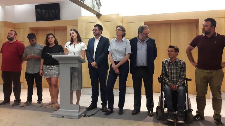 """Maestre cree que el resto de grupos tendrán que retractarse por su """"ímpetu desenfrenado"""" contra Sánchez Mato y Mayer"""