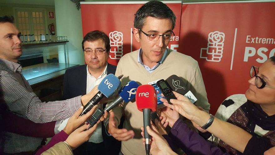 Fernández Vara Eduardo Madina Cáceres