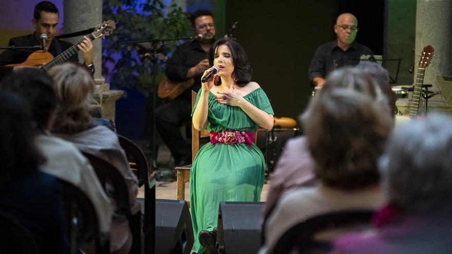 Fabiola Trujillo lleva a Musicando la música popular de «Latinoamérica»