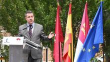 """García-Page: """"A todos los alcaldes que me piden nunca les voy a decir que hacen victimismo barato"""""""