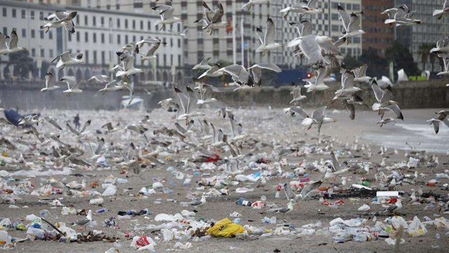 San Juan deja en A Coruña 136 incidencias con más de 140.000 asistentes