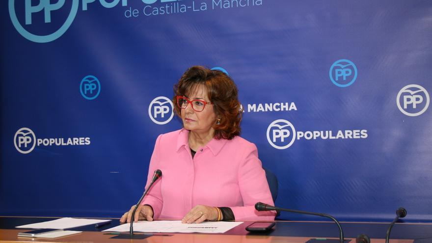 Carmen Riolobos. FOTO: PP Castilla-La Mancha