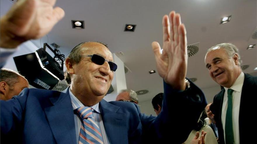 El presidente de la Audiencia de Castellón renuncia a juzgar a Carlos Fabra