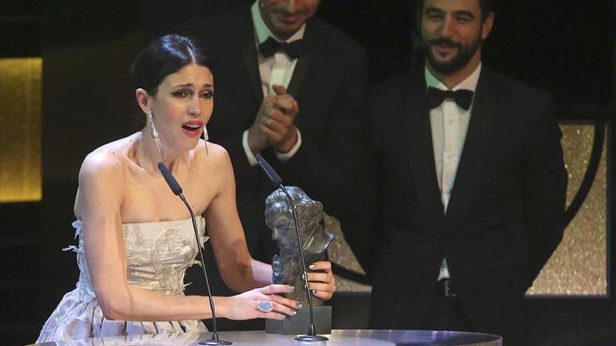 """Nerea Barros, Goya a la actriz revelación por """"La isla mínima"""""""