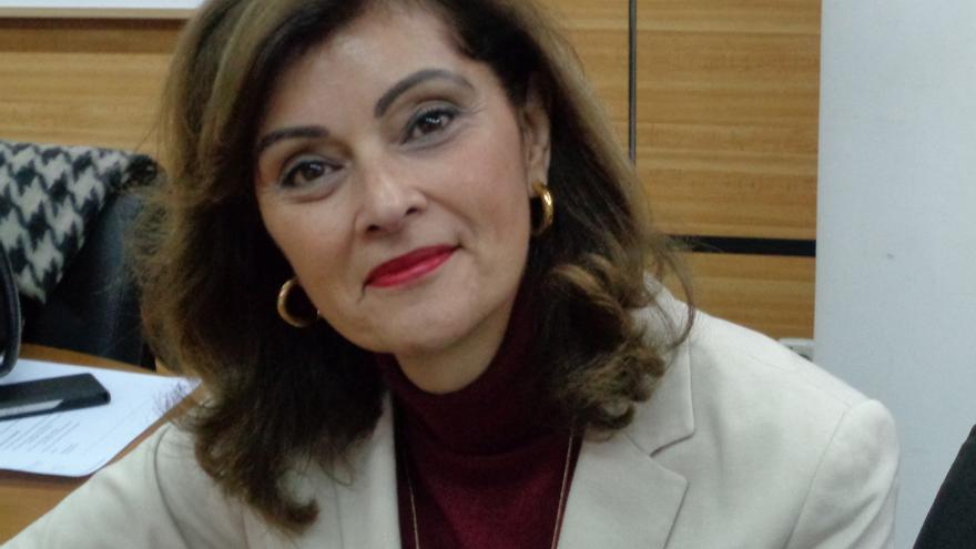 Ana Botella, candidata del PSOE por Valencia