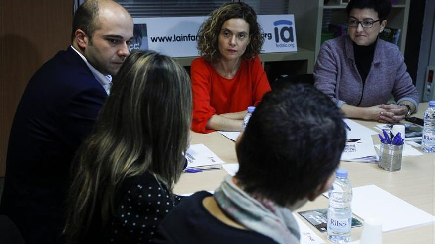 "Batet ve un interés en ""destruir"" al PSOE por ser ""única alternativa"" a Rajoy"