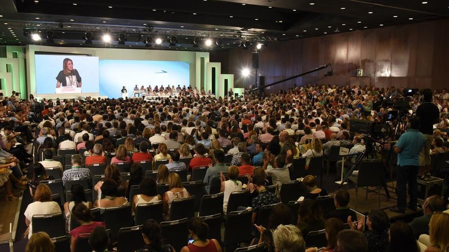 Los aspirantes a las secretarías provinciales del PSOE en Andalucía tienen de plazo hasta hoy para presentar los avales