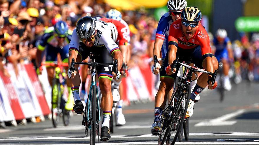 La 2º etapa del Tour de Francia lidera TDT con un 4.2%  de share