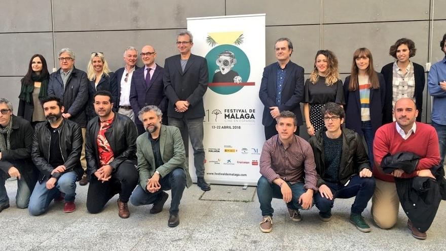 El Festival de Málaga presenta en Madrid su Sección Oficial con un peso importante de cine iberoamericano