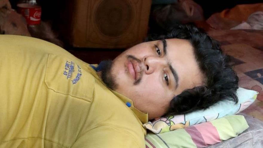"""Los chóferes paraguayos """"crucificados"""" fueron desalojados y declararán en el juzgado"""