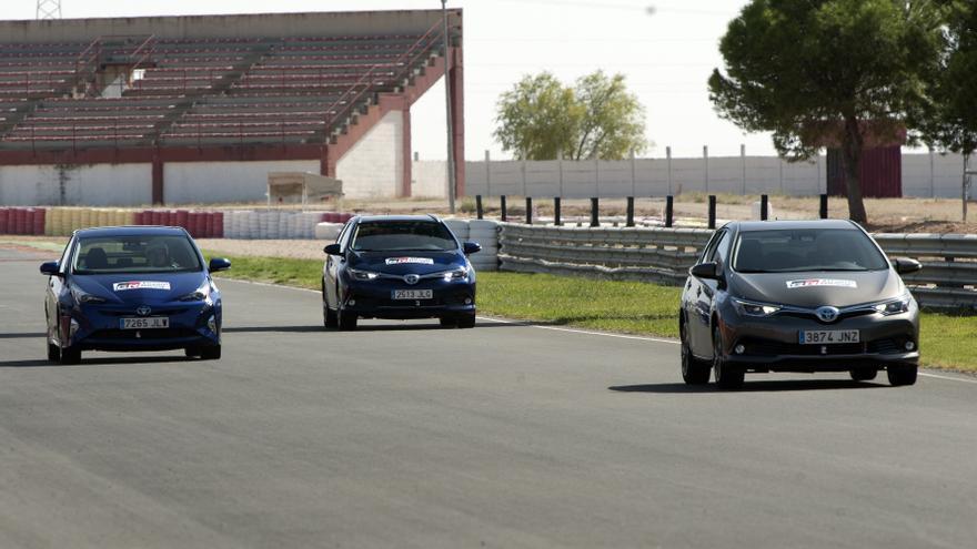 Las 24 Horas Híbridas de Toyota se celebraron por tercer año consecutivo en el Circuito de Albacete