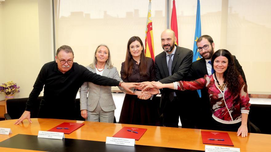 El sistema ya está firmado por cinco comunidades autónomas