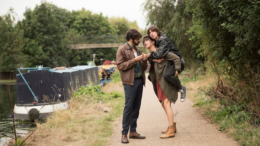 Estamos como queremos, con Oona Chaplin, Natalia Tena y David Verdaguer
