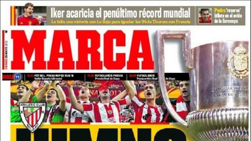 De las portadas del día (25/05/2012) #12