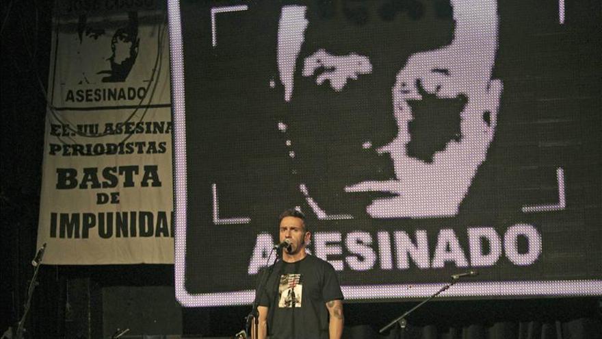 David Couso, hermano del cámara asesinado en Irak.