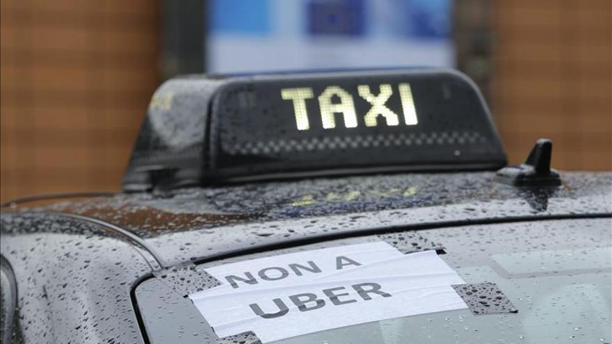 Un tribunal declara ilegal el servicio de transporte uberPOP en Bruselas