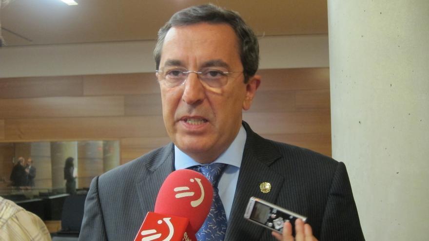 José Luis Bilbao, nuevo presidente del Tribunal Vasco de Cuentas Públicas.