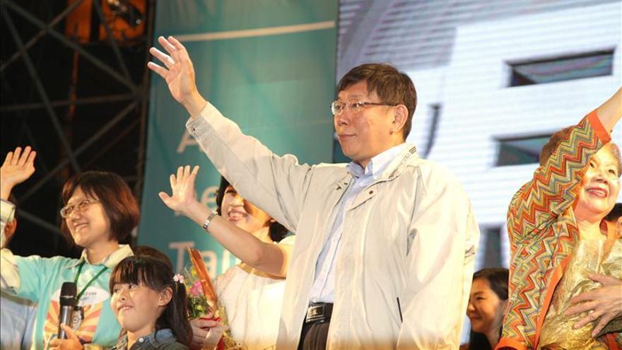 """China espera que continúen relaciones """"pacíficas"""" con Taiwán tras elecciones"""