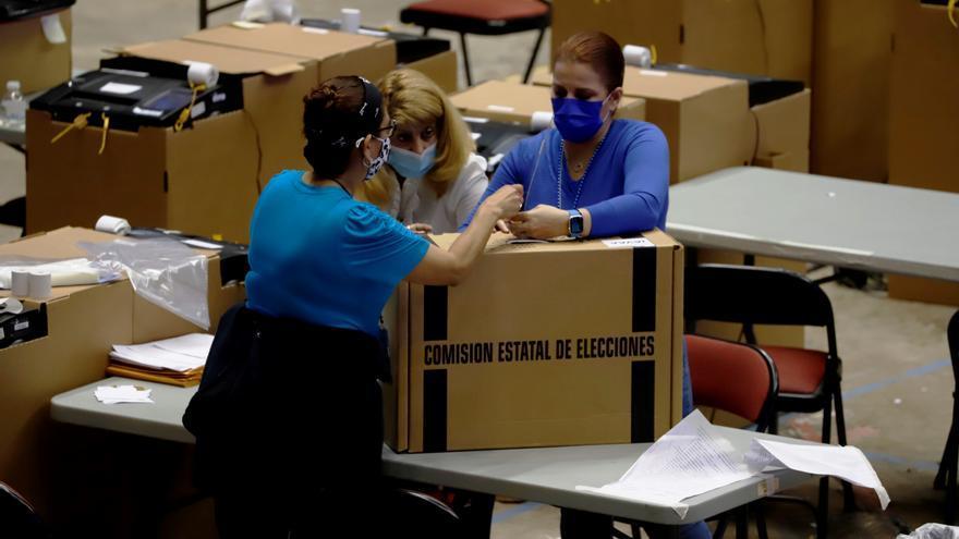 El escrutinio general de las elecciones en Puerto Rico: un revés tras otro