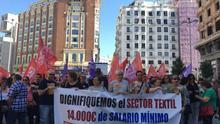 División entre los sindicatos por el convenio del sector textil que afecta a 90.000 trabajadores