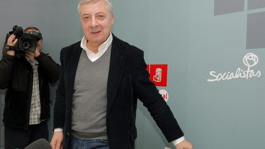 """José Blanco: """"¿Qué más tiene que pasar para que el PSOE reflexione?"""""""