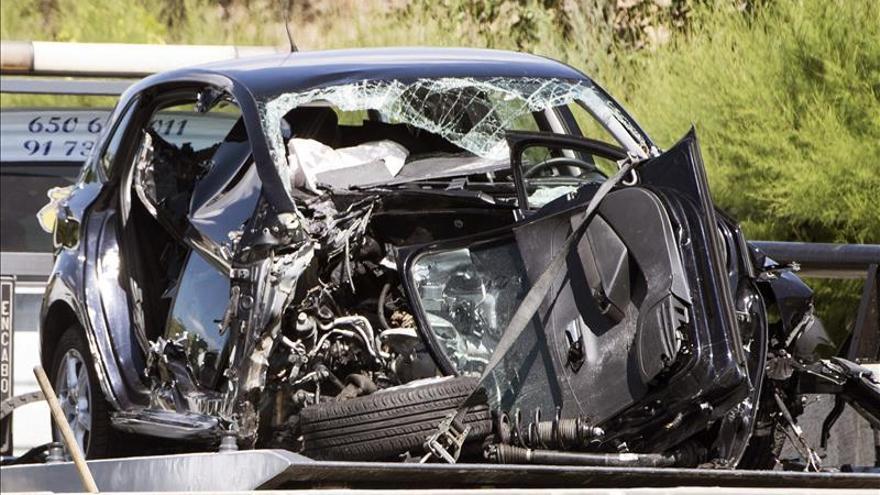 Los accidentes con coches viejos han aumentado un 78 por ciento desde la crisis