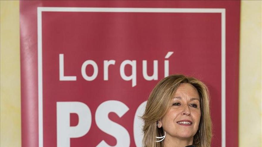 Trinidad Jiménez (PSOE) ve una gran oportunidad de ser alternativa real al PP