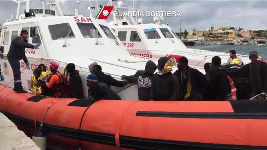 """La CE lamenta la muerte de 29 inmigrantes en Lampedusa y pide un """"esfuerzo conjunto"""""""
