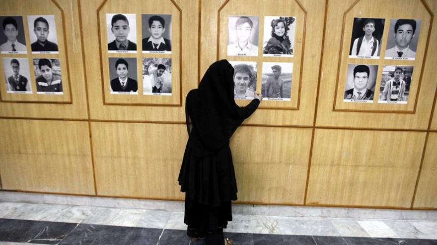 Muere en un ataque con dron el cerebro de una matanza de niños en un colegio paquistaní