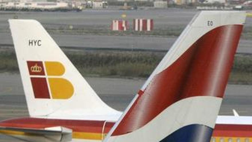 Iberia y British Airways