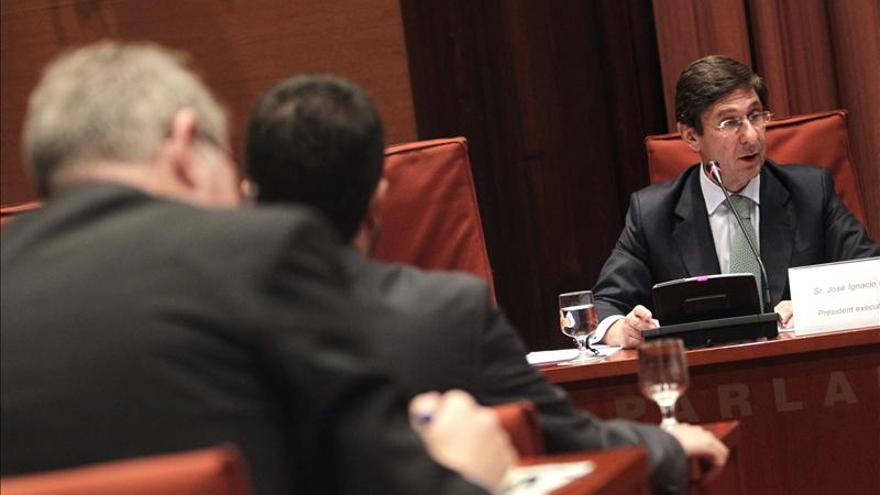 Goirigolzarri espera resolver este año los arbitrajes de híbridos de Bankia