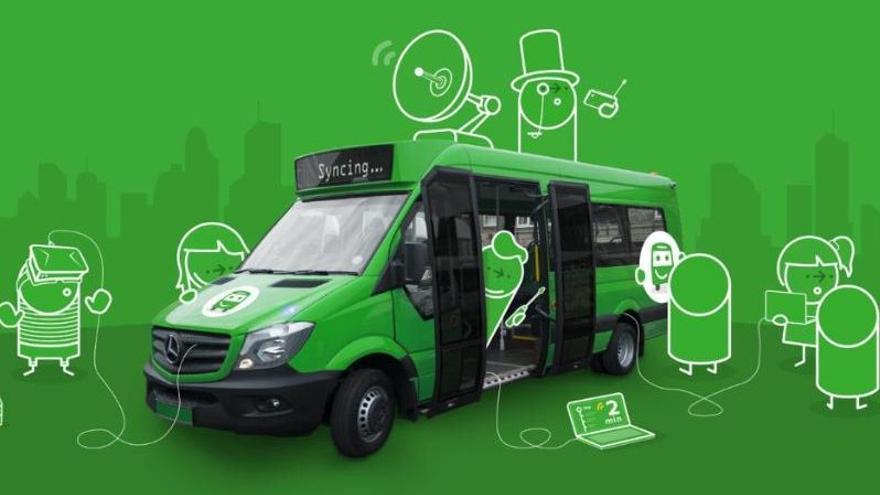 El bus de Citymapper