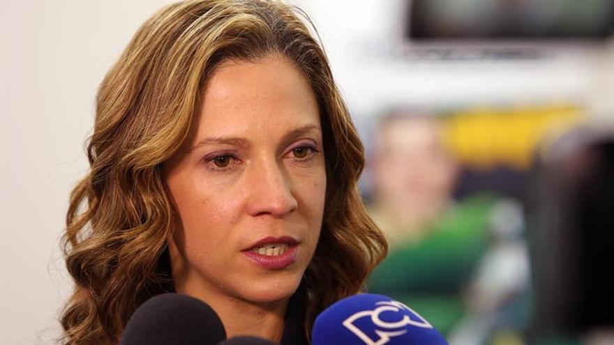 La ministra colombiana afirma que en la firma de la paz estará representado todo el país