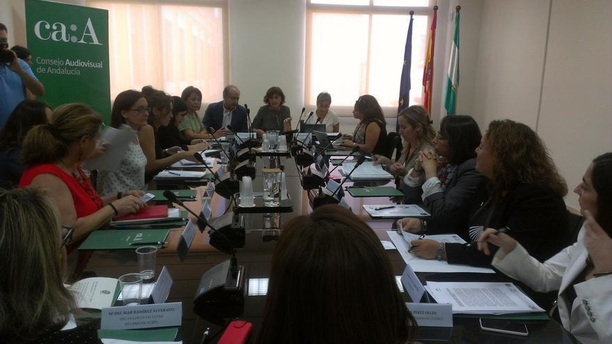 El 2% de todos los deportistas entrevistados en informativos de televisiones públicas andaluzas en 2013 eran mujeres