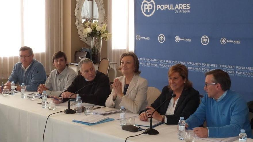 """Rudi opina que el Congreso Nacional del PP debe servir para """"actualizar"""" el proyecto de la formación"""