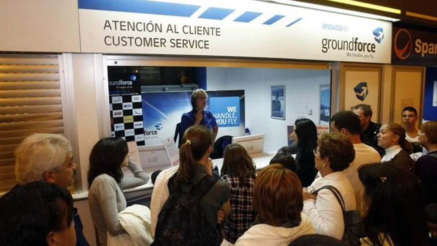 Del caos aéreo en Canarias (I) #13