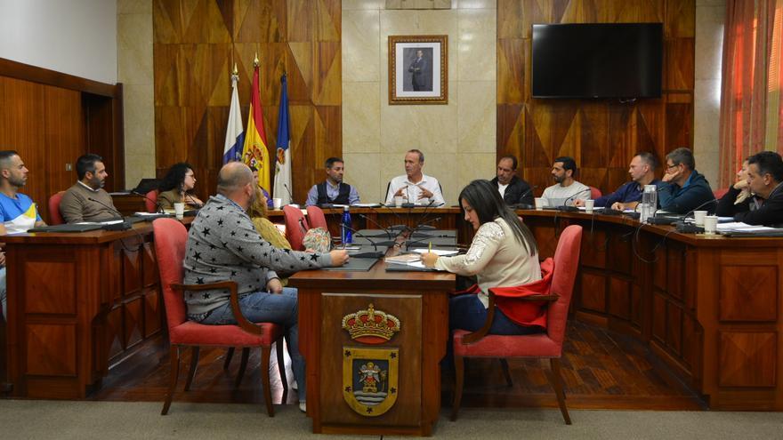 Reunión de Raúl Camacho con los ayuntamientos.