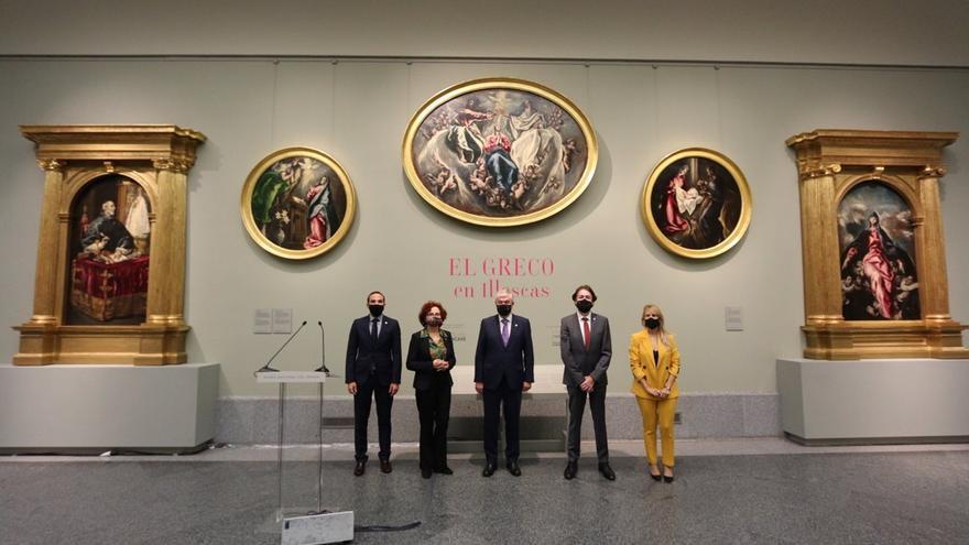 """'El Greco de Illescas', nueva exposición en el Prado que muestra """"la originalidad"""" del pintor al final de su carrera"""