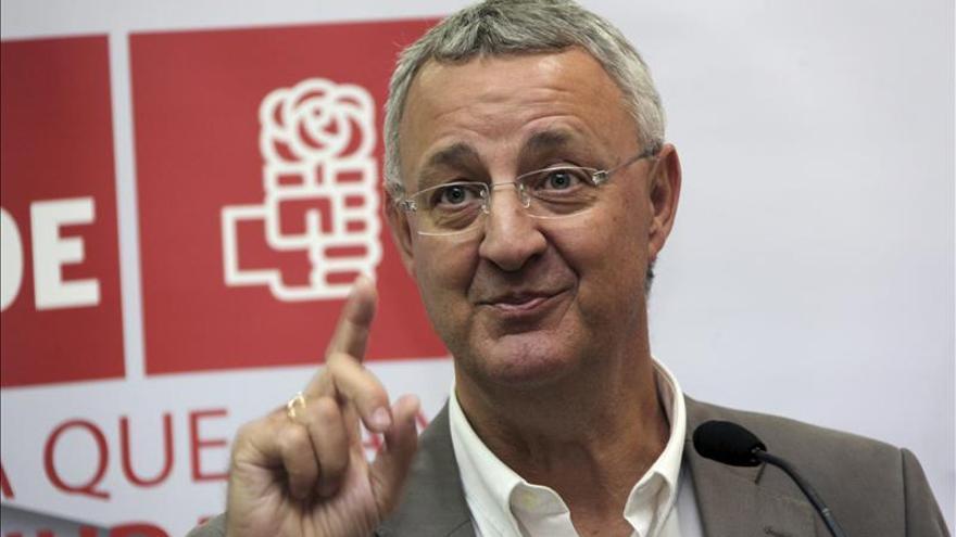 El PP pide coherencia a Rubalcaba para que destituya a Caldera de la Fundación Ideas