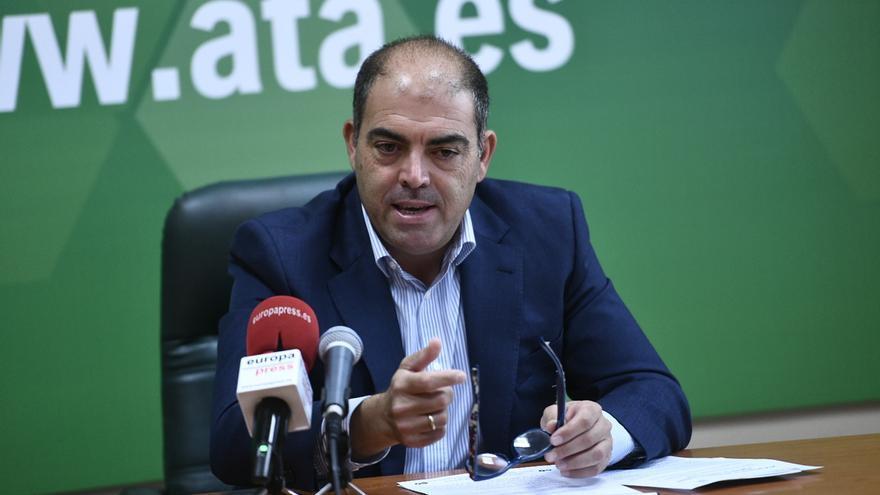 El presidente de Asociación de Trabajadores Autónomos (ATA), Lorenzo Amor.