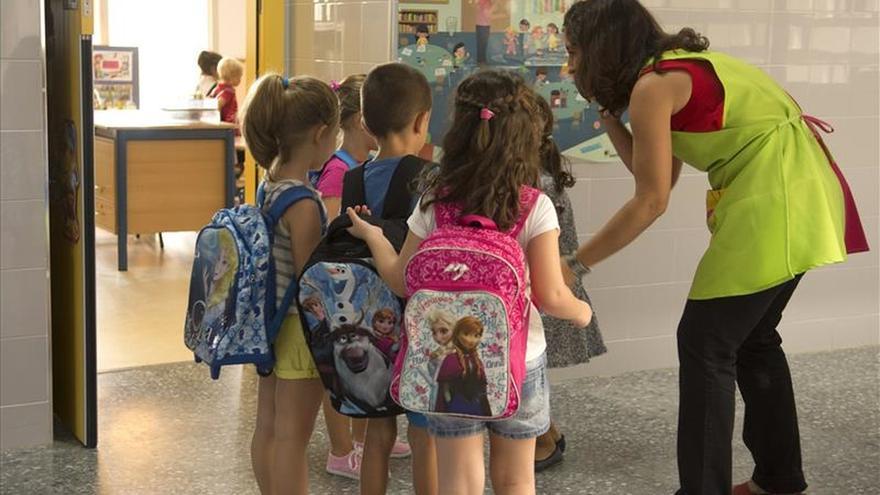 España perderá 1,5 millones de personas en edad escolarizable en quince años