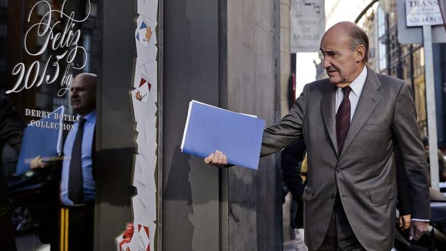 Roca afirma que han cumplido con un trámite con el abono de la fianza de la infanta Cristina
