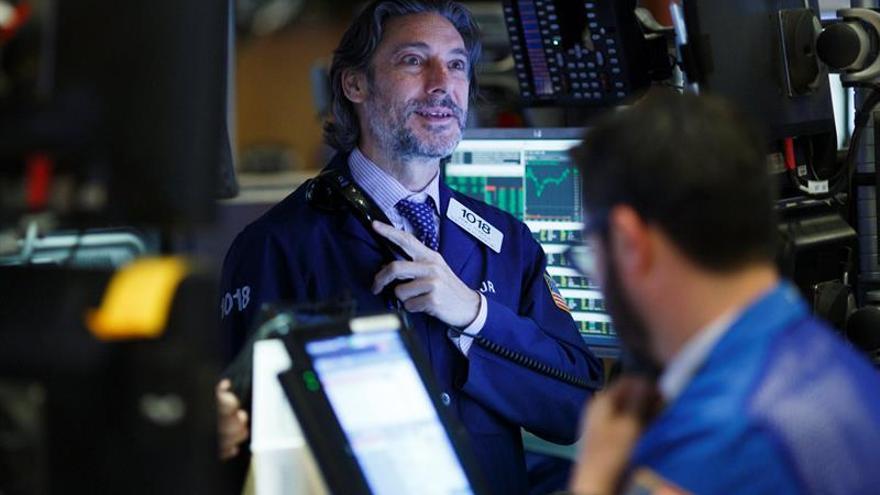 Wall Street abre al alza y el Dow Jones avanza un 0,16 %
