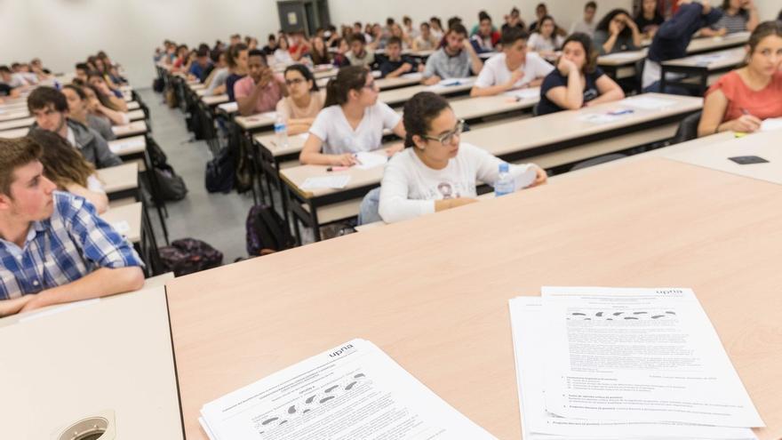 Un total de 3.104 estudiantes se examinan de la EvAU los días 5, 6 y 7 de junio en la UPNA