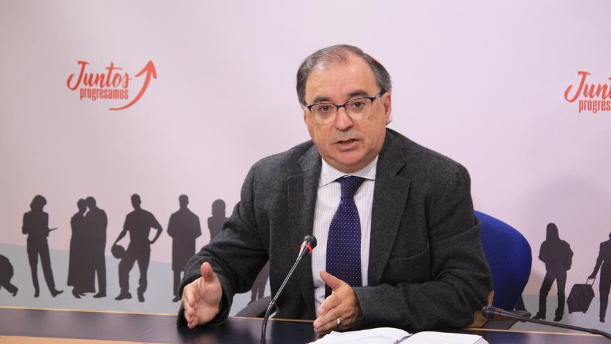 Fernando Mora, diputado de PSOE CLM