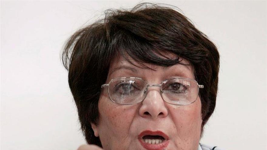 La A.Nacional rechaza prohibir la entrada en España de la palestina Leila Khaled