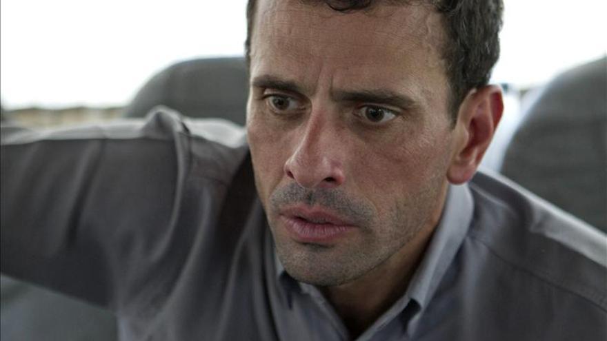 Capriles recomienda ver un vídeo que alerta a electores modalidad de fraude