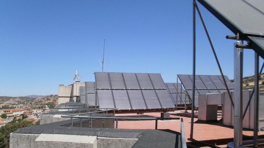 El Área de Gestión Sanitaria Sur impulsa el uso de energías renovables y eficiencia energética