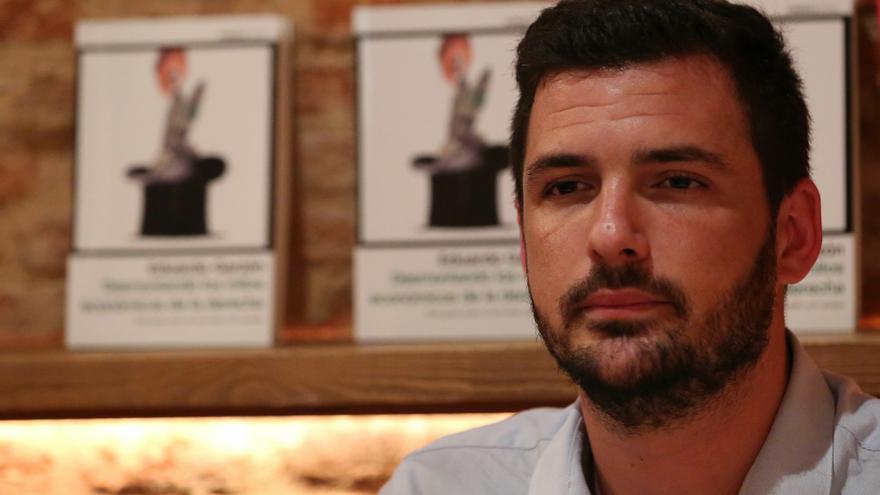 Eduardo Garzón. FOTO: Marta Jara